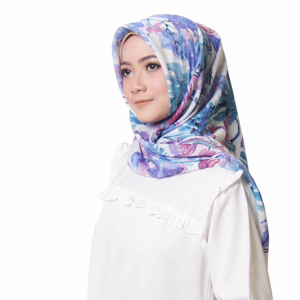 Mayang Collection Atasan Raya Beige Shop At Velvet Hijab